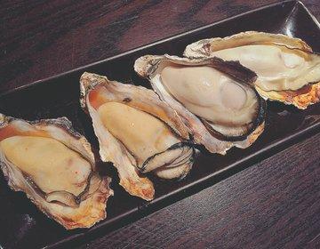 【赤羽OK横丁】レトロなオイスター居酒屋で牡蠣料理を堪能飲み!
