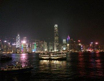 世界三大夜景♡100万ドル夜景を香港で満喫しちゃおう♪