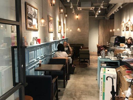 キャラバンコーヒー 横浜元町店