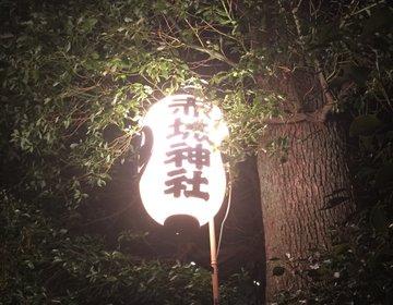 【神楽坂の夜景が見られる赤城神社】初詣に行かれていない方必見です☆