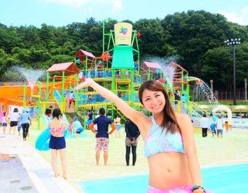 関西プールおすすめNo.1!ホテルにグランピング、温泉!今年の夏はネスタリゾートで決まり!