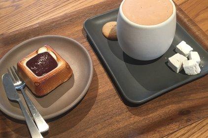 ダンデライオン・チョコレート ファクトリー&カフェ蔵前