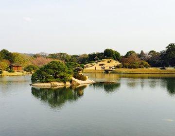 【岡山の観光スポット解説】岡山で行きたい日本3名園の1つ岡山後楽園とは