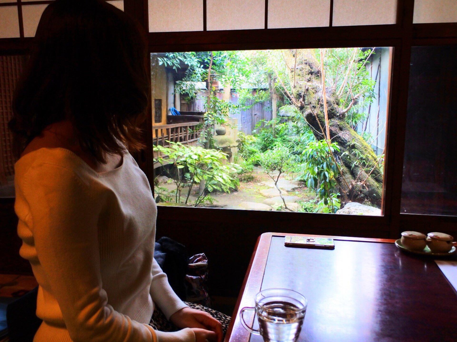 無計画奈良旅!ならまちで人気の町家カフェ「暖暖」の名物グルメでまったりタイム♩