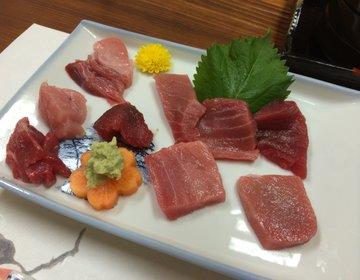 死ぬまでに食べたい美味しさ!青森で大間産の「本格まぐろ」@いなげ家