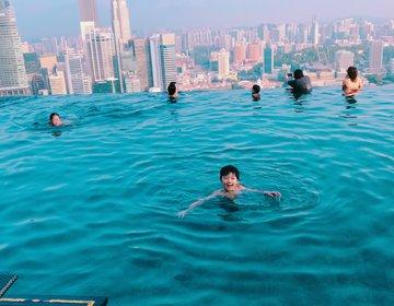 マリーナベイサンズホテル☆最大限に楽しむ方法☆完全攻略法☆シンガポール
