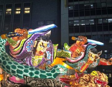 上野夏祭りがフォトジェニック!都内でねぶた祭り♡第67回江戸趣味納涼大会