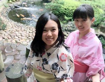 the女子旅♡山陰へ行こう~玉造温泉を浴衣で歩こう~女子力高めな女子旅!