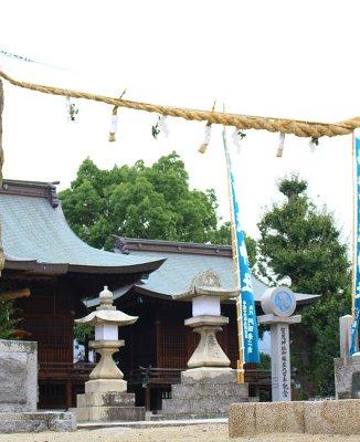 賀茂神社前のたい焼き屋