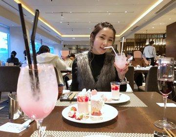 都内ホテルおすすめブッフェ♡インターコンチネンタル東京ベイで夜景の見えるディナー