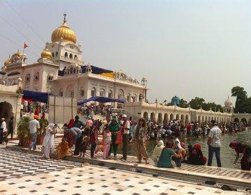 【海外インド編】首都デリーで遊ぶ♪美味しいカレー屋にシーク教寺院、お土産屋、おしゃれレストランまで