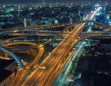 無料で鑑賞OK♡「東大阪市役所」は夜景デートにおすすめ!