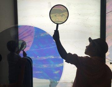 【子連れ・科学技術館】雨の日OK!フォトジェニックな科学の不思議と近未来体験