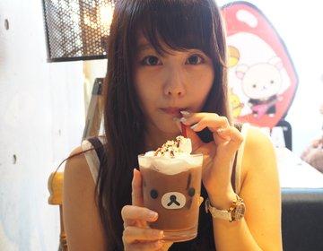 【期間限定コラボ】恵比寿・リラックマカフェに行ってきた!2015