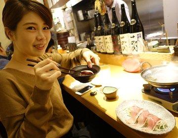 歌舞伎町に美味しい居酒屋発見!アラサーアラフォーにオススメの和食居酒屋は本格的な味で、日本酒豊富♡