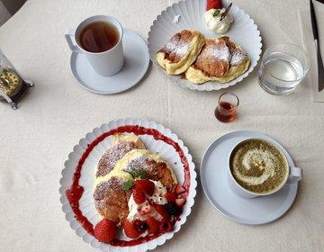 インスタ札幌女子が殺到のパンケーキ❤︎有名インスタグラマーカフェ HIDDEN  AVE.Cakes