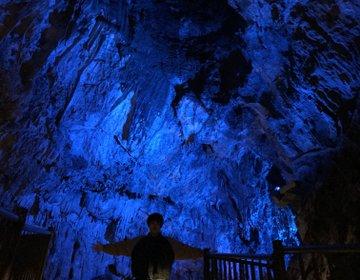 復活の龍泉洞!今年の東北旅行は岩手で決まり!