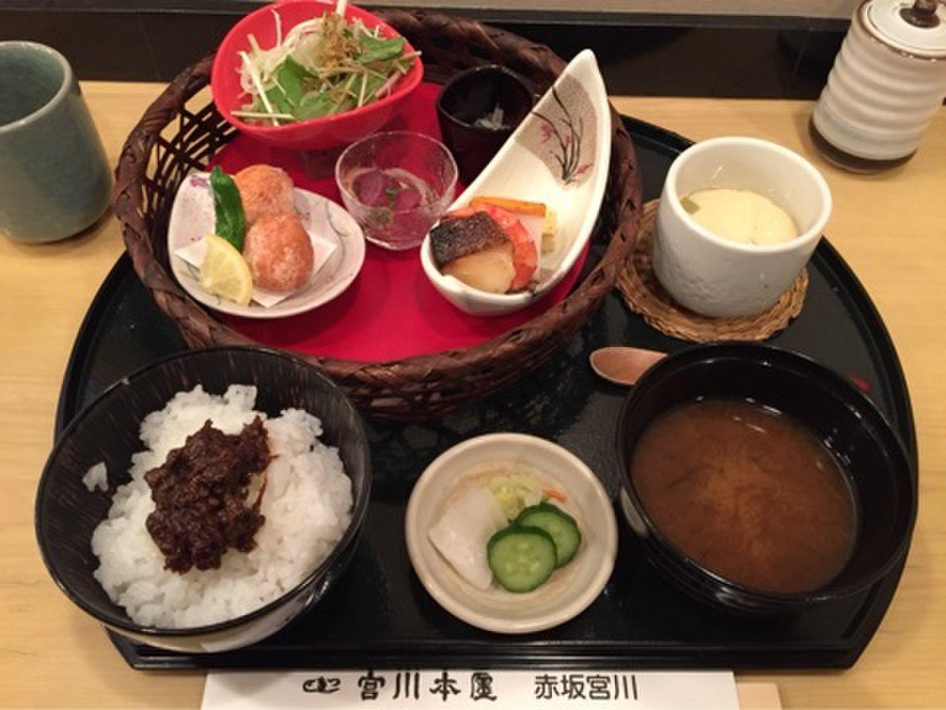 赤坂の鰻屋さんの1日10食限定のスペシャル御膳ランチがお得すぎる!