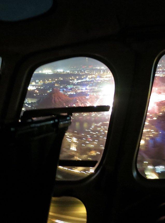 エクセル航空 ヘリコプタークルージング