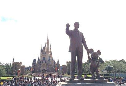 東京ディズニーランド (Tokyo Disneyland)