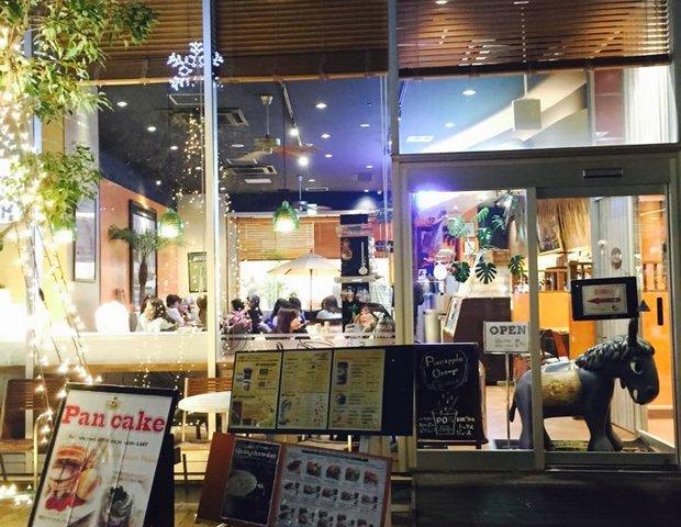 バッドアスコーヒー 海浜幕張店