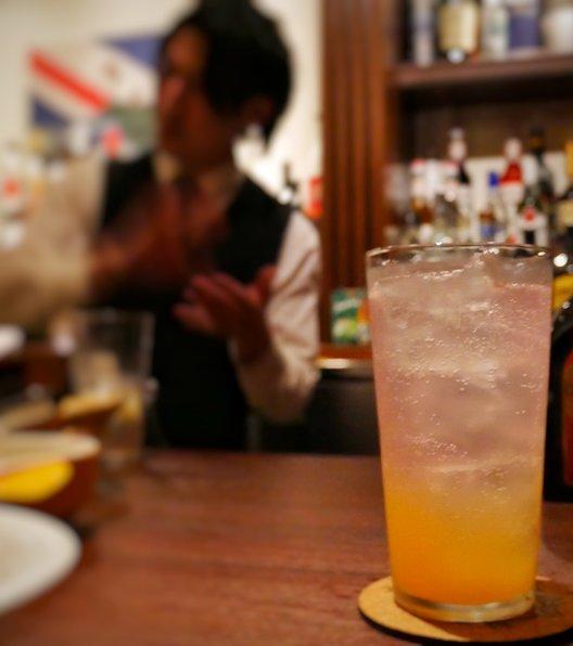 【閉店】日比谷Bar 新宿店