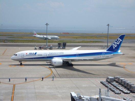 羽田空港 国内線第2旅客ターミナル