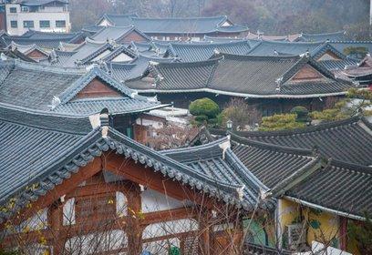 韓屋村(ハノンマウル)