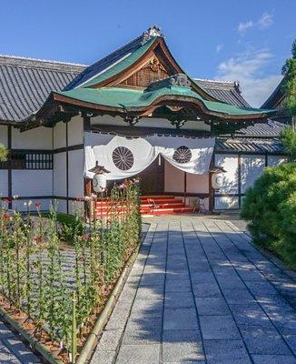 大覚寺(嵯峨寮、学院)