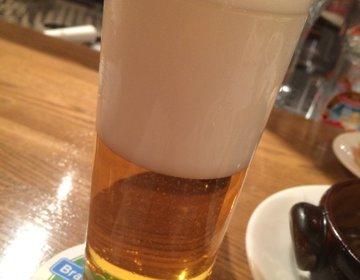 ビール好きの私が絶賛!新橋のオシャレバーでビールデート♡