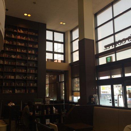 タリーズコーヒー 新潟万代店