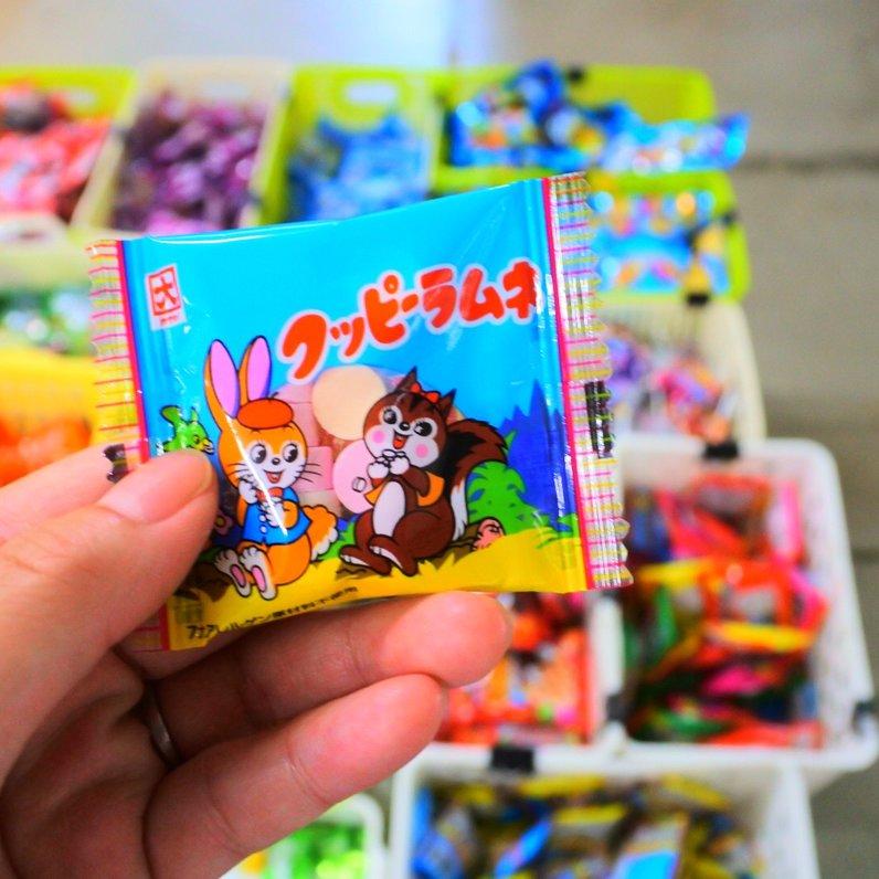 日本一のだがし売り場