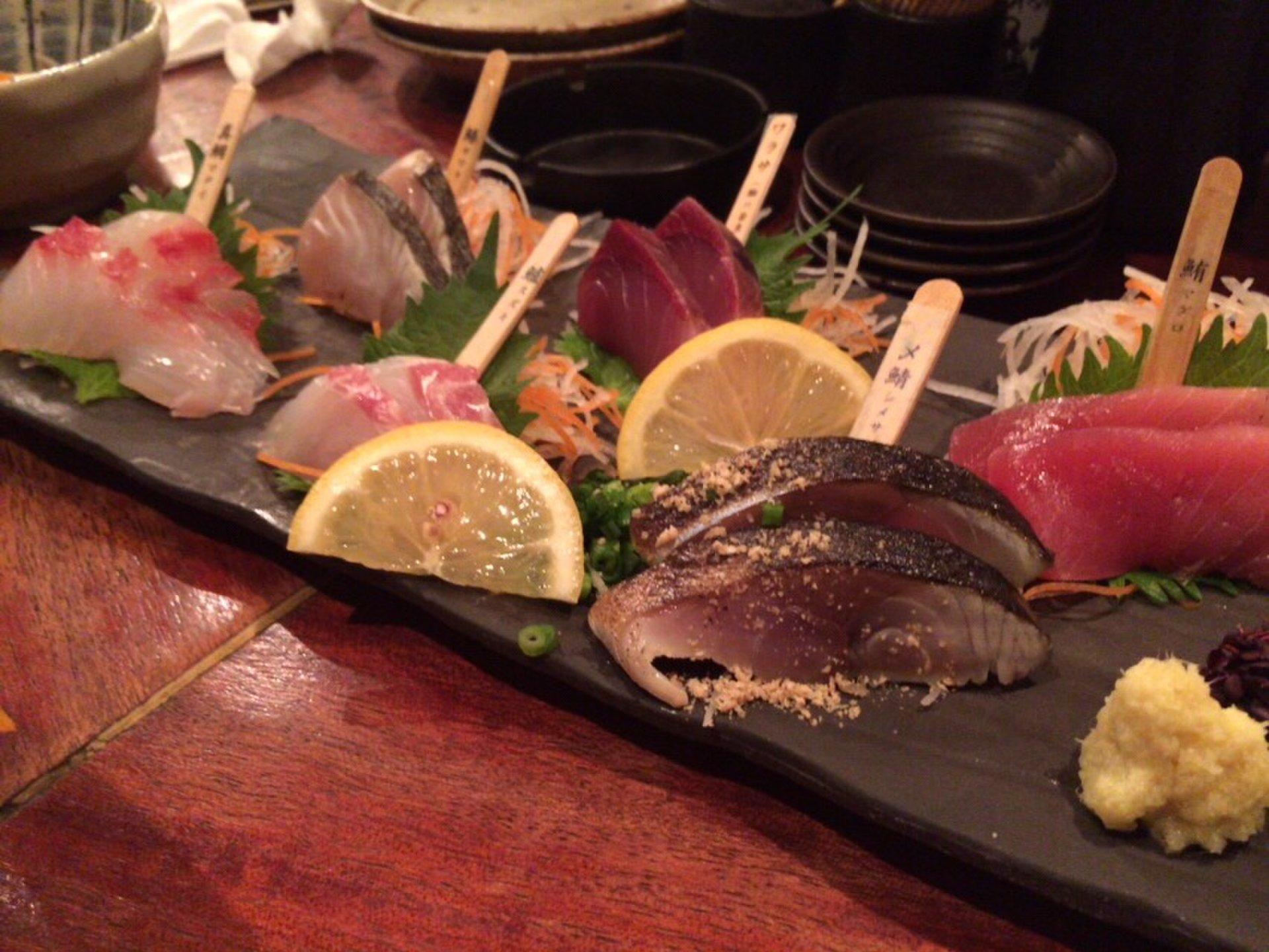 【こだわり食材のお店】三軒茶屋駅近の魚料理が美味しい居酒屋