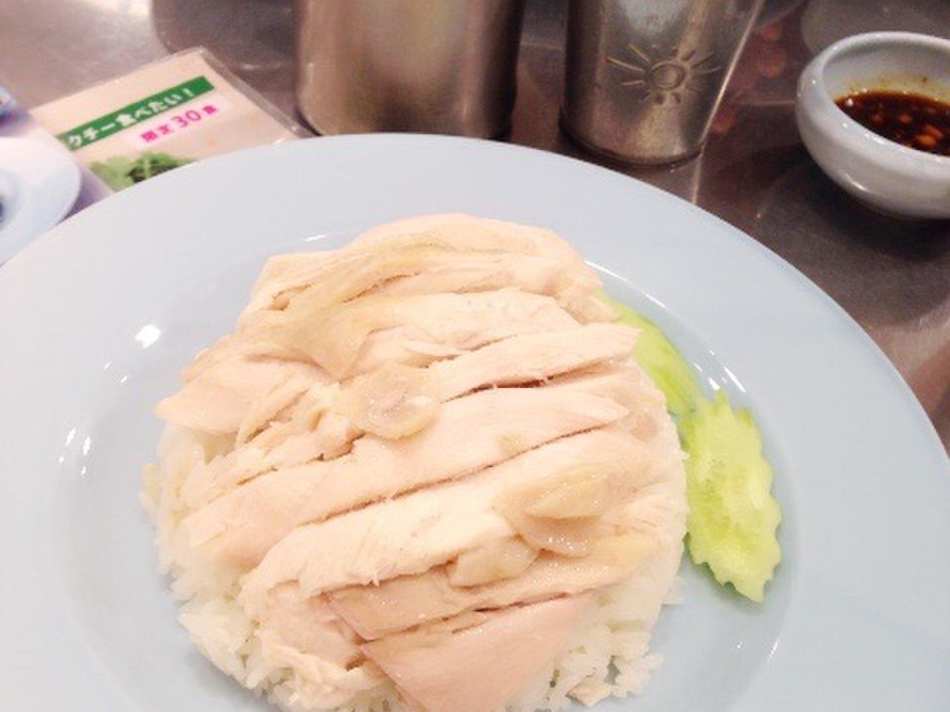 【1000円以下の本格タイ料理】カオマンガイ・ガイトーンTokyo 渋谷