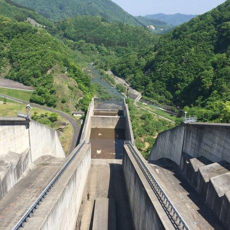 寒河江ダム