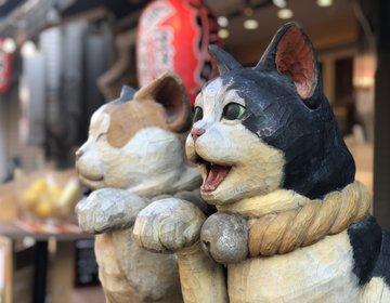 都内おすすめ観光スポット♡日暮里にあるねこのまち〜谷中銀座へ行ってみた!