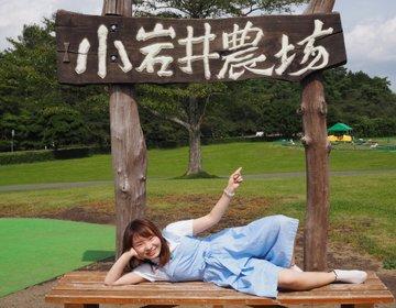 【東北無謀デート2日目】岩手~秋田編。小岩井農場からの男のロマン激熱スポット…!?