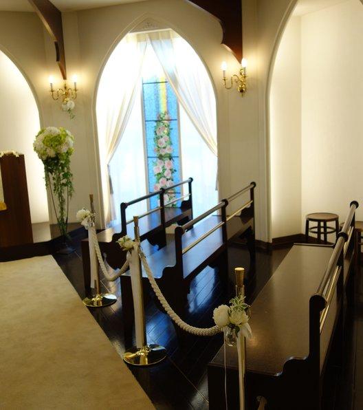 原宿 結婚式 セント・ヴァレンタイン教会