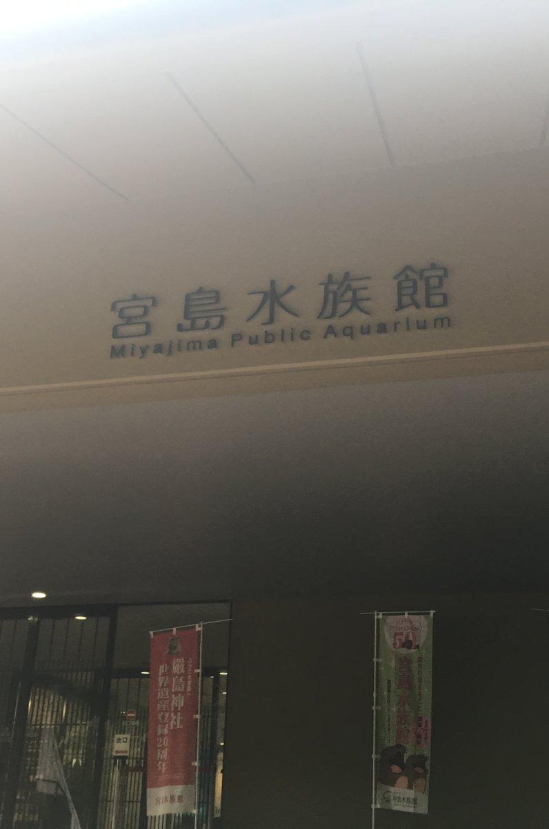 宮島水族館(みやじマリン)