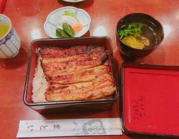 【地元市民も通う鰻の名店!】行列ができる有名店「うなぎのまとい」(静岡・伊東)