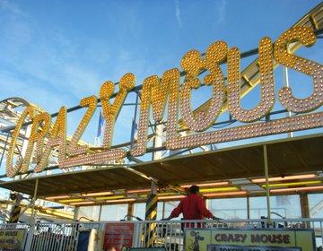 【海外リゾート編】☆イギリスの保養地☆ブライトンピア(Brighton Pier)観光☆