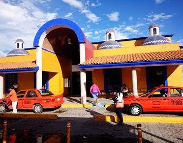 メキシコ旅行☆テキスキアパンからサンルイスポトシまでのバス移動。料金・便利なサービス
