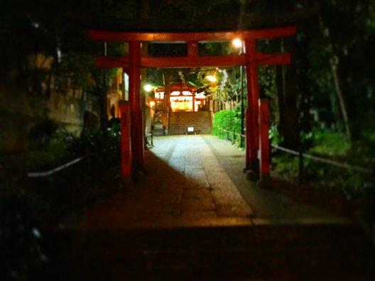 自由が丘熊野神社