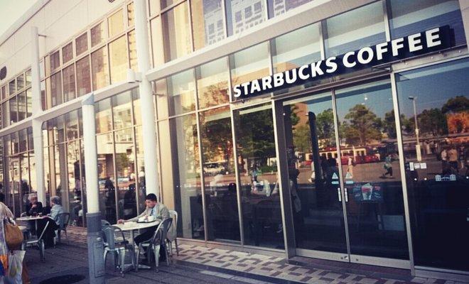 スターバックスコーヒー CIAL桜木町店