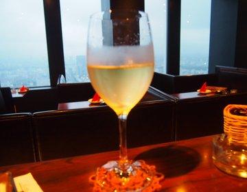 絶景×デートプラン 新宿野村ビルで地上49階から見る絶景とHAGOROMO(ハゴロモ)ディナー