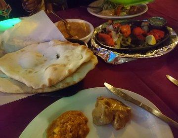 ハワイ旅行☆カイムキの穴場の安くて美味しいネパール料理屋さん。 ディナーに