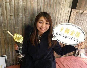 「ソフトクリームが950円!?」金閣寺の新たな名物!最高級の純金を使った金箔ソフトで運気アップ♡