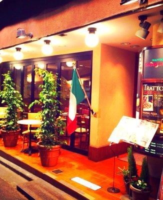 トラットリア ターボロ・ディ・フィオーリ 新宿本店