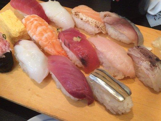 魚がし日本一 田町駅前店