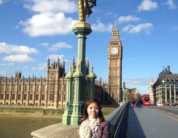 ヨーロッパ旅行好きオススメ♡【イギリス・ロンドン】の旅〜①